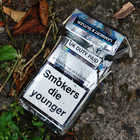 Cigarette Package Warning, England