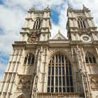 Westminster Abbey Exterior, London, England