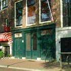Anne Frank House Exterior, Amsterdam, Netherlands