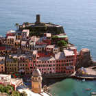 Vernazza Tower, Cinque Terre, Italy