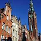 Ulica Dluga, Gdansk, Poland