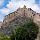 Edinburgh Castle Exterior, Edinburgh, Scotland