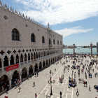 Doges Palace and Square, Venice, Italy
