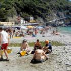 Old Town Beach, Monterosso al Mare, Cinque Terre, Italy