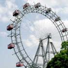 Ferris Wheel, Prater Park, Vienna, Austria