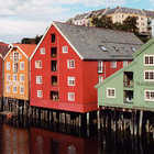 Harbor Warehouses, Stavanger, Norway