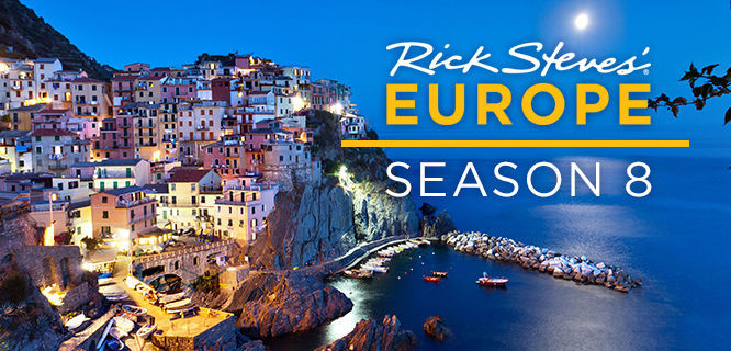Rick Steves' Europe: Season 8 - Manarola at night
