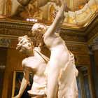 Apollo and Daphne by Bernini, Villa Borghese, Rome Italy