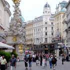Pedestrian Street, Vienna, Austria