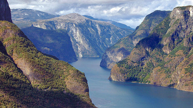 Norway's Fjords: Sognefjord