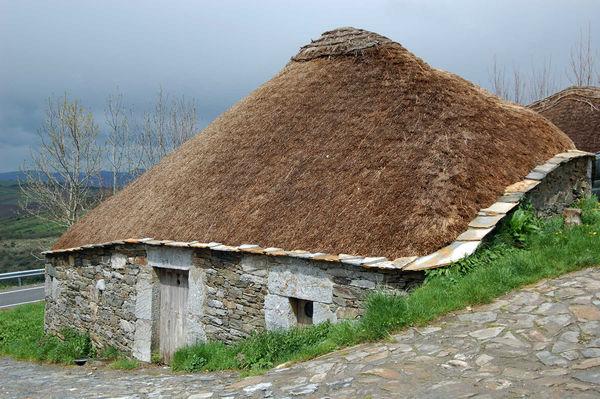 Galicia Stone Huts, Spain