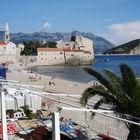 Budva Beach, Montenegro