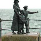 Annie Moore Statue, Cobh, County Cork, Ireland
