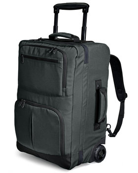 Graphite Rolling Backpack